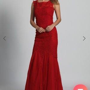 Johnny & David Ball gown